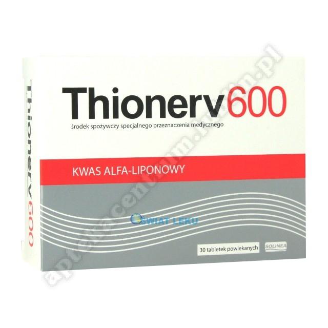Thionerv 600 tabl. 0,6 g 30 tabl.