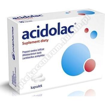 Acidolac 20 kapsułek