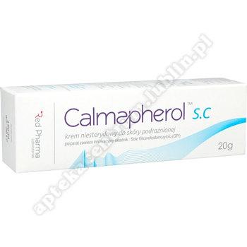 CALMAPHEROL S.C - Krem niesterydowy do skóry podrażnionej 20g