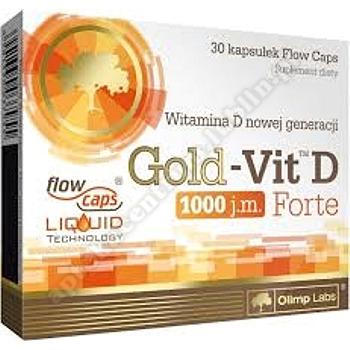 OLIMP Gold-Vit.D Forte 30 kapsułek