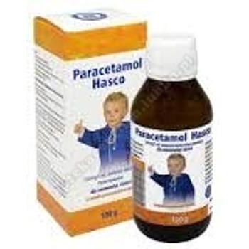 Paracetamol Hasco o sm.pomarańczowym zaw.d