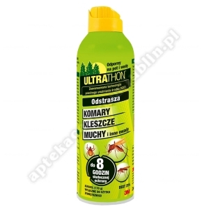 ULTRATHON SPRAY 170g 3M 25% DEET KOMARY KLESZCZE MESZKI REPELLENT
