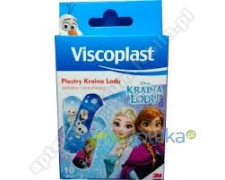 VISCOPLAST Plastry FROZEN 10 szt.