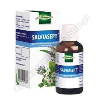 Salviasept płyn antysept. 35 g