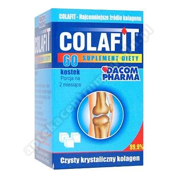 Colafit Kolagen kostki 60 szt.