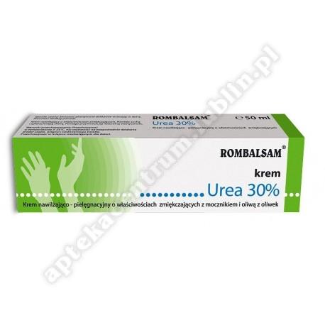 ROMBALSAM UREA 30% Krem 50 ml