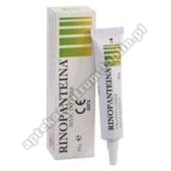 Rinopanteina maść do nosa 10 g