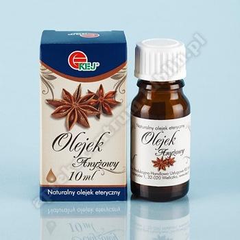 Olejek eteryczny anyżowy 10 ml