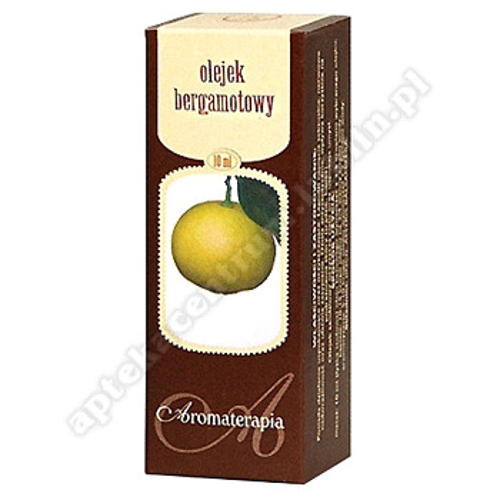 Olejek bergamotowy 10 ml