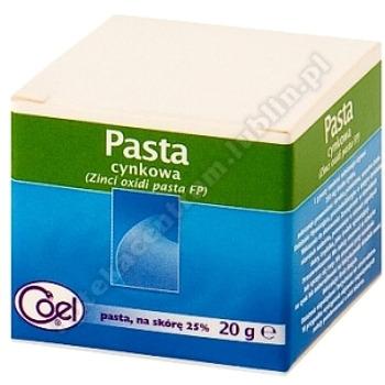 Pasta cynkowa 20 g