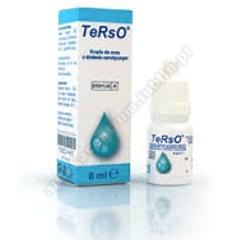 Terso krop.do oczu 8 ml