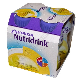 Nutridrink o smaku waniliowym płyn 4 x 125ml