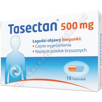 Tasectan kaps. 0,5 g 15 kaps.
