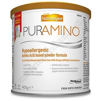 Nutramigen Puramino proszek do sporządzania roztworu 400g