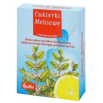Cukierki REUTTER melisowe 50 g