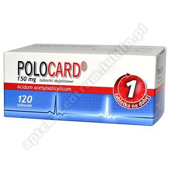 Polocard tabl.dojelit. 0,15 g 120 tabl.