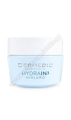 DERMEDIC HYDRAIN 3 HIALURO krem- żel ultra nawilżający 50g