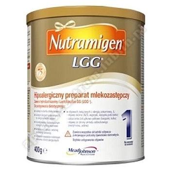 Nutramigen 1 LGG proszek do sporządzania rozt. 400g