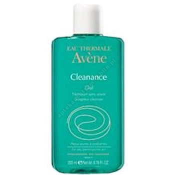 AVENE CLEANANCE Żel oczyszczający 200ml