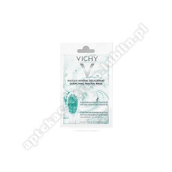 VICHY Maska mineralno-nawilżająca 12ml (2x6ml)