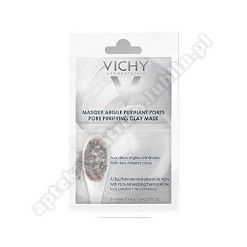 VICHY Maska oczyszczająca z glinką 12ml (2x6ml)