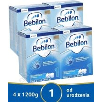Bebilon 1 z Pronutra-Advance 4x1200 g