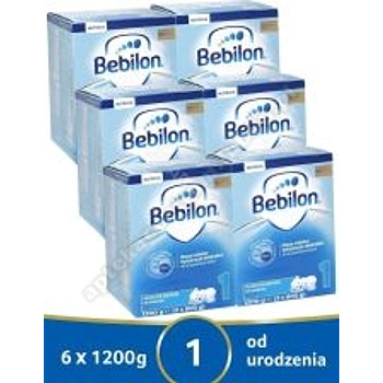 Bebilon 1 z Pronutra-Advance 6x1200g