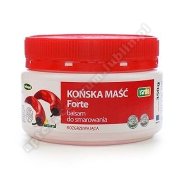 MAŚĆ KOŃSKA Forte 350 g