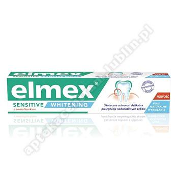 ELMEX SENSITIVE WHITENING Past.d/zęb. 75ml