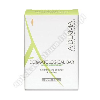 A-DERMA Kostka dermatologiczna do skóry wrażliwej 100 g