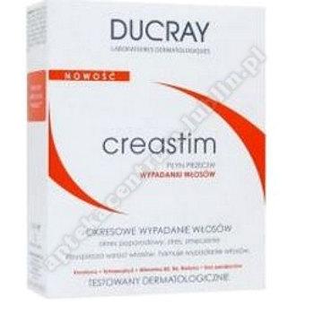 DUCRAY CREASTIM Płyn przeciw wypadaniu włosów 2szt. a 30ml