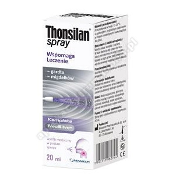 Thonsilan spray 20 ml