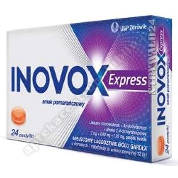 Inovox Express smak pomarań 24szt