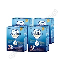 BEBILON 3 Z PRONUTRA ADVANCE 1100g x4 pack