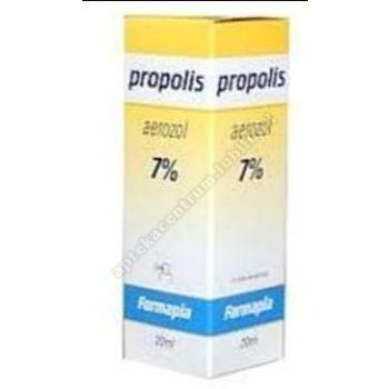 Propolis 7% roztwór aerozol 20 ml