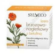 SYLVECO Krem brzozowo-nagietkowy z betuliną 50ml, data ważności 04.2020 dost 1 op