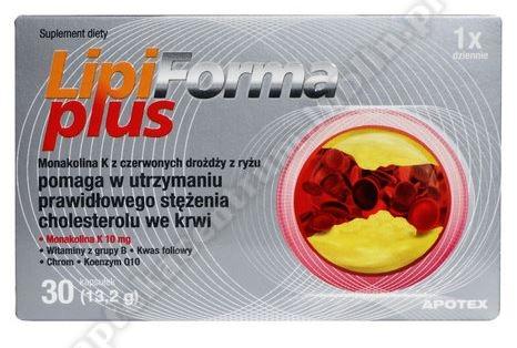 LipiForma Plus kaps. 30szt