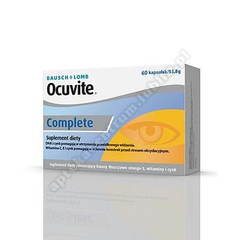 Ocuvite Complete kaps. 60 kaps.