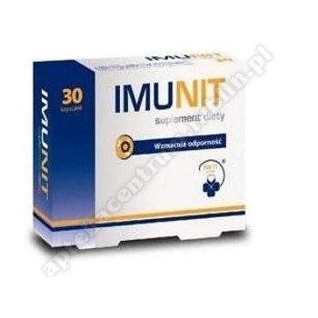 Imunit Forte kapsułki 30 kaps.