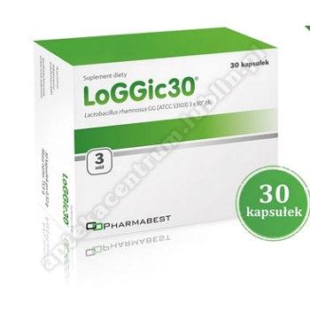 LoGGic30 kaps. 30 kaps.