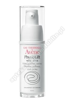 AVENE PHYSIOLIFT krem pod oczy 15ml SUPER CENA data waż.2021.10.31