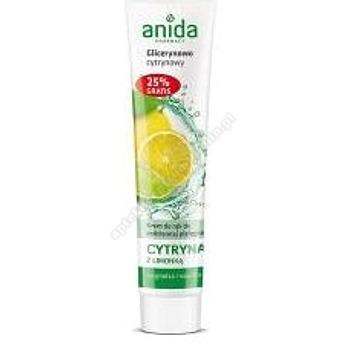 ANIDA Krem do rąk glicerynowo-cytrynowy 125 ml