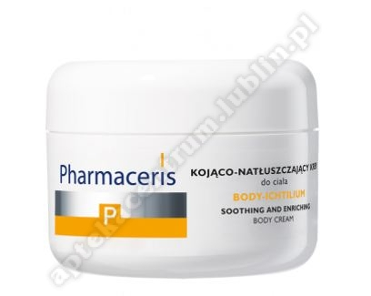 PHARMACERIS P BODY-ICHTILIUM Krem do ciała 175ml