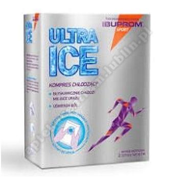ULTRA ICE kompres chłodzacy 14 x 18cm 2 sztuka