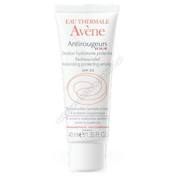 AVENE ANTIROUGEURS JOUR krem SPF20 40ml (bogaty)