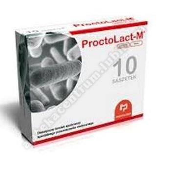 ProctoLact-M proszek 10 saszetki