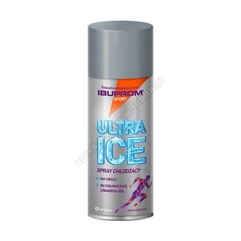 ULTRA ICE Spray chłodzący 200 ml