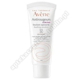 AVENE ANTIROUGEURS JOUR Lekki SPF 30 40ml(emulsja)