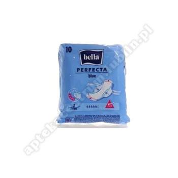 BELLA PERFECTA BLUE AIR podpaski 10 sztuk