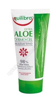 EQUILIBRA Aloesowy Dermo żel multi-active 150ml(2x75ml)